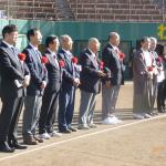 都市間交流R-9軟式野球大会2015ご来賓