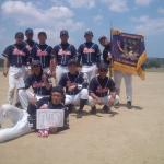 2016京都市A級優勝  レインズ