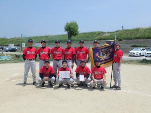 2016京都市選抜C級優勝 Yanmar