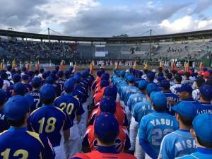 天皇賜杯第71回全日本軟式野球大会スーパードラゴンズ