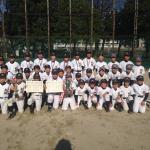 2016理事長杯学童Aの部優勝 松尾クラブ