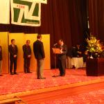 40周年記念式典 市長賞表彰者