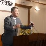 谷口理事長代行スポーツニッポン賞受賞祝賀会