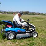 4代目芝刈り機導入させて頂きました