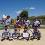 2017京都市A級優勝 たけびしシャインズ