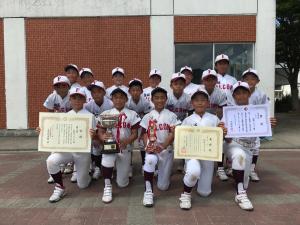 第49回中信杯全京都学童3位 桂坂ファルコンズ