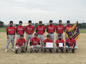 2018京都市選抜C級優勝 Yanmar