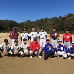 2018京都府民総合体育大会マスターズ競技 参加メンバー