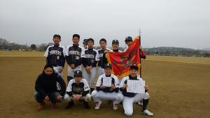 2019.2.3 西日本C級優勝 松本トータス