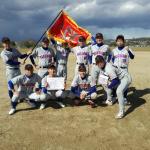 2019.3.31国体予選AB級優勝 たけびしシャインズ