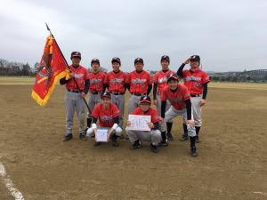 2019.3.3 高松宮B級優勝 オールスラッガーズ