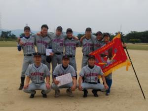 2019.6.2京都市A級優勝 たけびしシャインズ