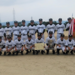 2019.6.23知事杯少年優勝 西京ビッグスターズ