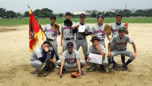 2019.7.28四支部対抗A級優勝 たけびしシャインズ