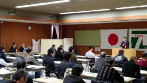 2019.12.22 定時総会 宮﨑秀夫西京区長様御祝辞