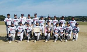 2020.11.1市長杯中学決勝 東山ライダースA