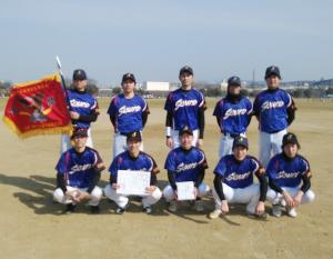 2021西日本B級優勝 スクイッド